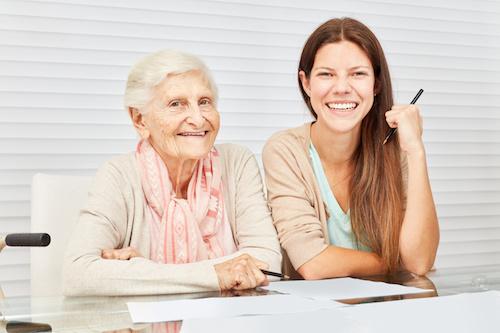 Facharbeit Altenpflege