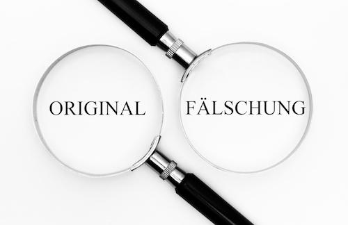 Plagiatsprüfungen