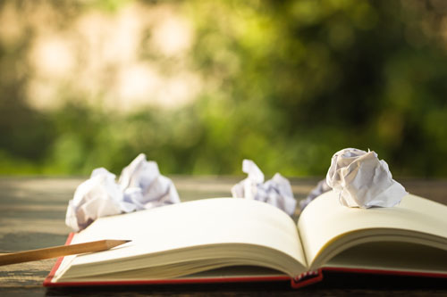 Buch Ghostwriter